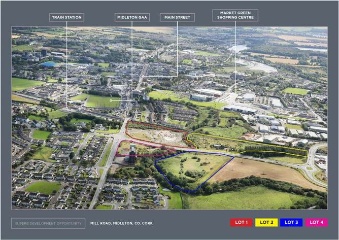 Main image for Land at Mill Road, Midleton, Co Cork