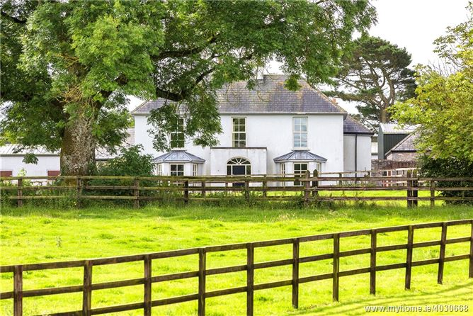 Kylebeag House on approx. 57 Acres, Pike Of Rushall, Portlaoise, Co Laois, R32 V5W4