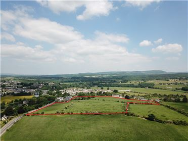 Photo of C. 20.9 ACRE SITE, FRIAR'S HILL, Thomastown, Kilkenny
