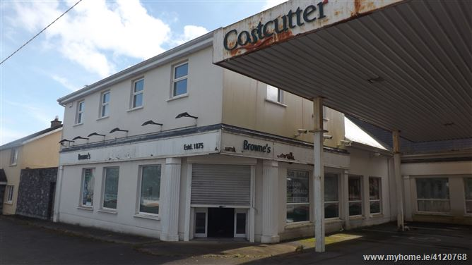 Photo of Former Costcutter, Convenience Store/Petrol Station, Knockavilla, Dundrum, Tipperary