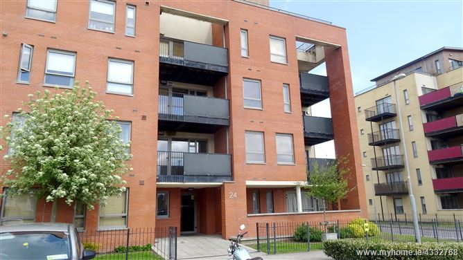 Apt 3, 24 Marrsfield Ave, Clongriffin, Dublin 13