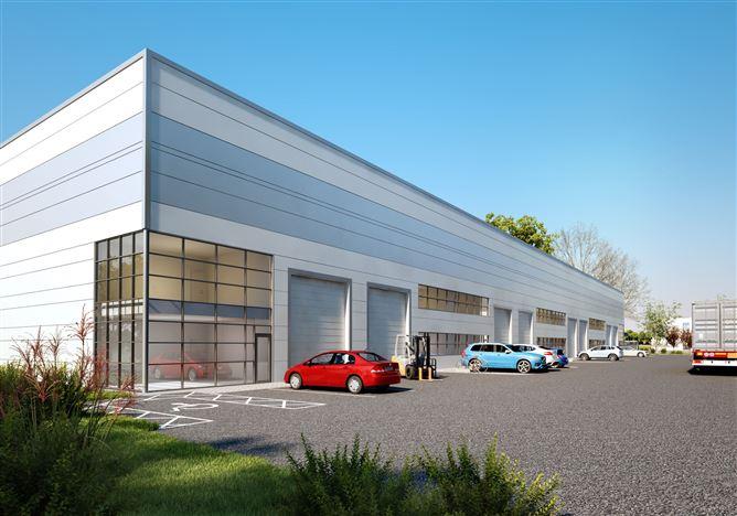 Main image for Block B4 Aerodrome Business Park 400 sqm to 3,500 sqm - New Development , Rathcoole, Dublin