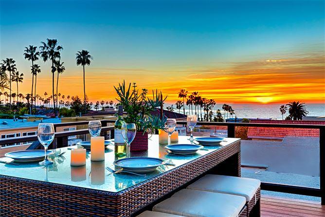 Main image for Orange Sky,San Diego,California,USA