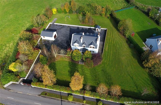 Woodfield House, Portumna, Galway