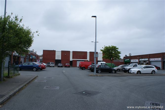 CastleTymon Shopping Centre, Tallaght, Dublin 24