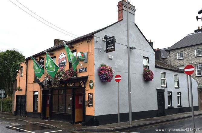 The Geraldine Bar, 1 James's Street, Limerick