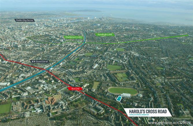 Main image for Harold's Cross Road, Harold's Cross, Dublin 6W