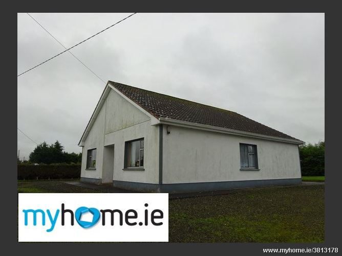 (Two Houses in one lot) Cloonfad East, Cloonfad, Co. Roscommon