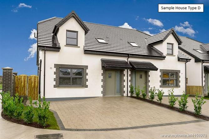House Type A, An Rian, Termonfeckin Road, Drogheda, Louth
