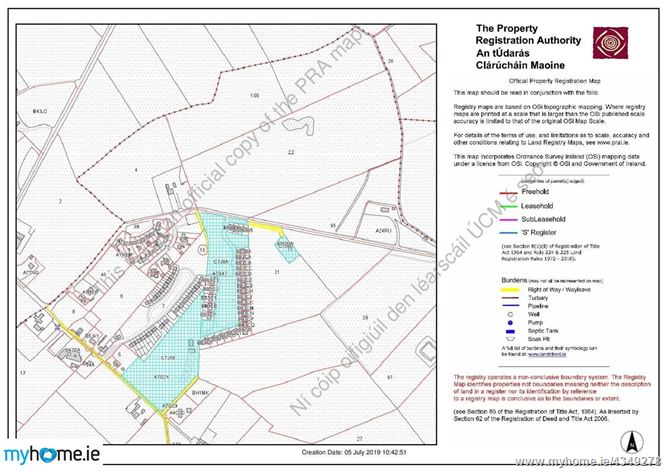 Image for Land At Kilmeade, Kildare, Allen, Kildare