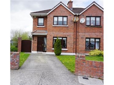 Main image of 19 The Heath, Liffey Hall, Newbridge, Kildare