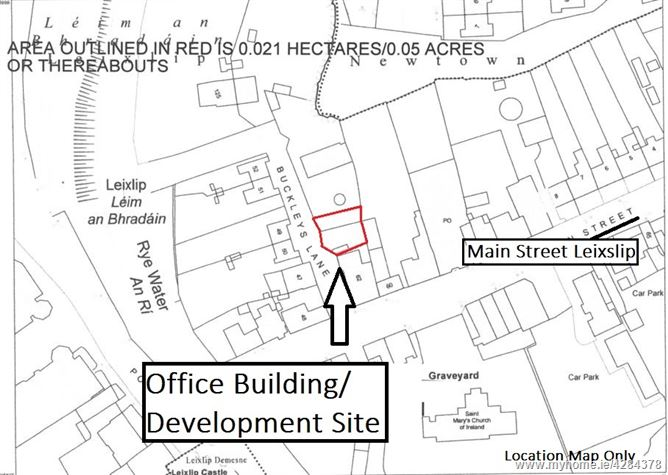 Office Building/ Development Site, Buckley's Lane