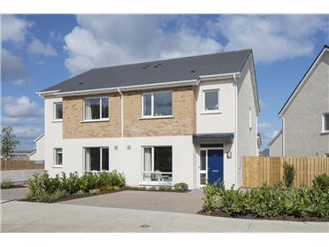 Main image of New 3 Bedroom Semi-Detached House Type B1, Ashfield, Ridgewood, Swords, County Dublin