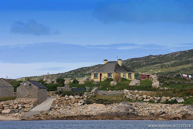 Ervallagh Site, Roundstone, Galway