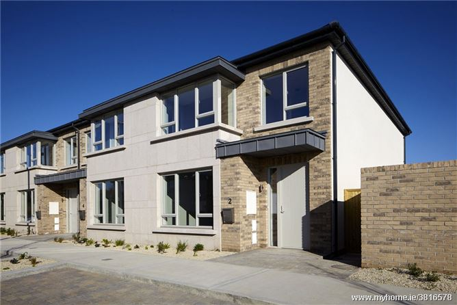Photo of Baily 4 Bed Terraced & Semi, Marina Village, Greystones, Co Wicklow