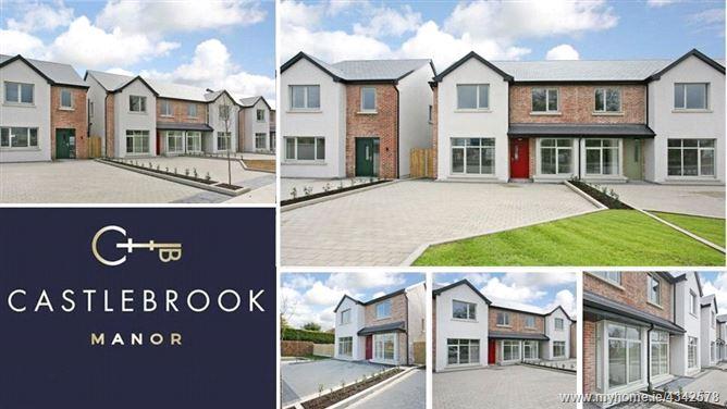 Main image for 4 Bedroom Detached - Type L, Castlebrook Manor, Walkers Road, Castletroy, Co. Limerick