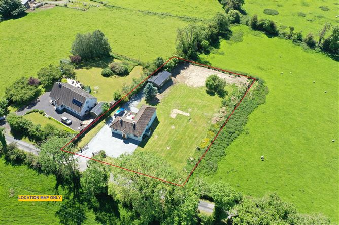 Main image for cottage on c. 0.6 Acre, with P.P for extension, Dowdenstown, Ballymore Eustace, Kildare