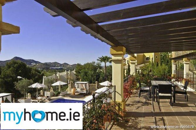 Main image for -, Finance Available, La Manga Club, Region of Murcia