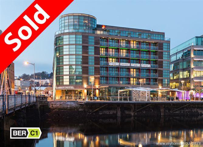 The Clarion Hotel, City Quarter, Lapps Quay, City Centre Sth, Cork City