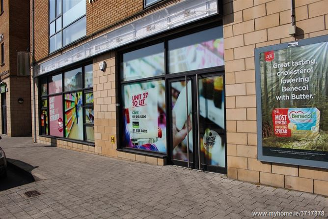 Main image for Unit 27 Killegland Street, Ashbourne, Meath