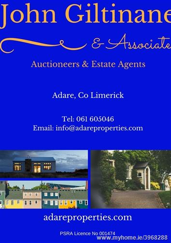 Main image for Curraghchase, Adare, Limerick