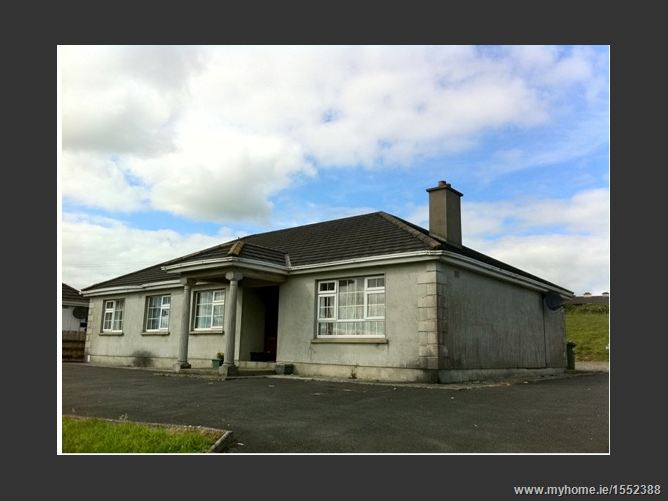4 Bed Bungalow, Roscrea, Co. Tipperary