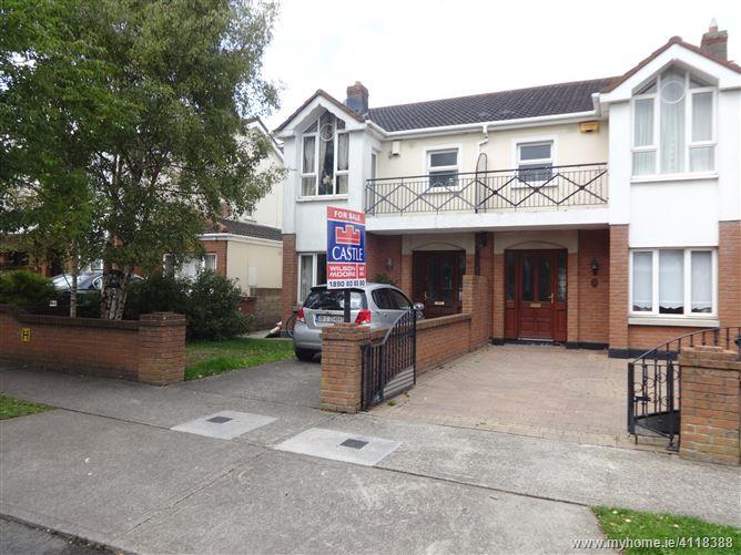 6 Glen Ellan Drive , Swords,   County Dublin
