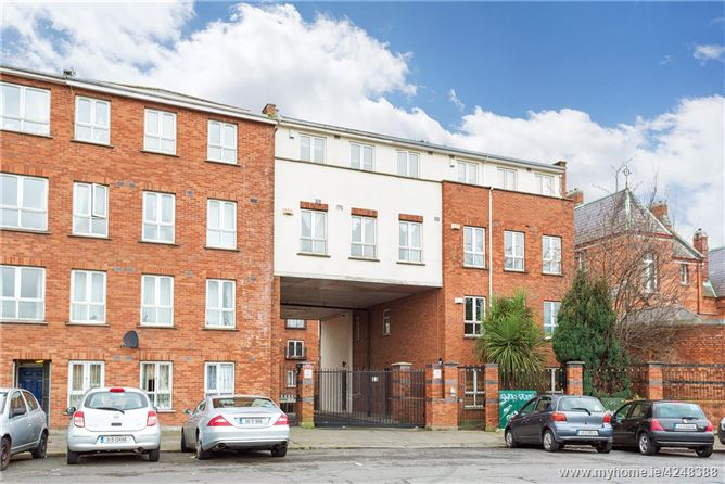 Apartment 23 Block B, The Mill, Weavers Square, The Coombe,   Dublin 8