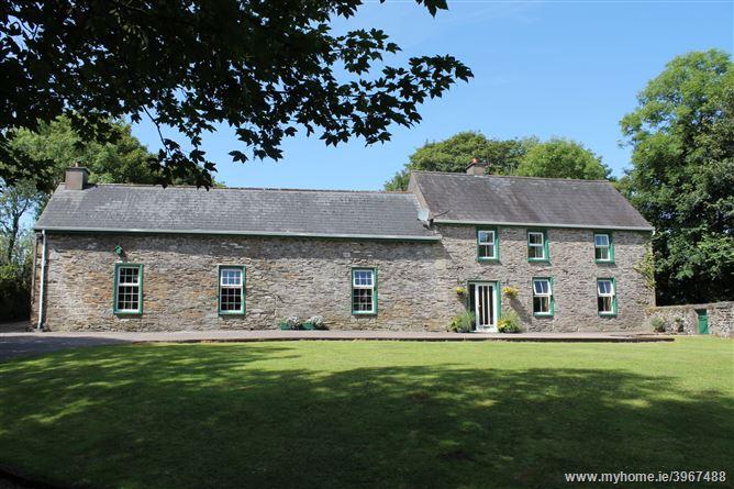 Galweys Cross, Carraganine, Macroom, Cork
