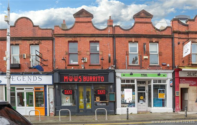 Main image for 62 Upper Georges Street, Dun Laoghaire, County Dublin