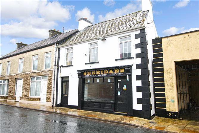 Image for Sheridans Newsagents & Unit Above, Main Street, Bawnboy, Co. Cavan