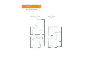3 Bedroom Semi-Detached Houses, Eden, Blackrock, Cork