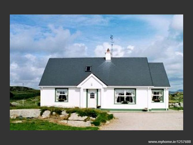 Carrickfinn Holiday Cottage with WiFi & Sauna, Donegal