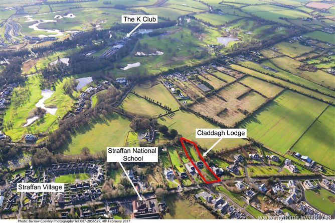 Main image of 'Claddagh Lodge', School Road, Straffan, Kildare