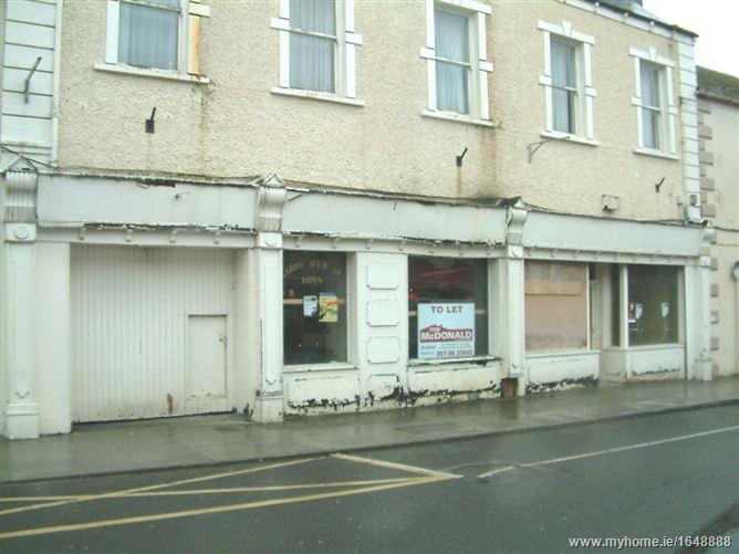 Main Street, Portarlington, Laois