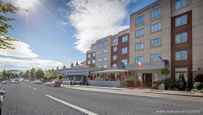 5 Suites at Grand Canal Hotel, Grand Canal Dk, Dublin 4