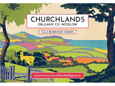 Main image for Churchlands, Delgany, Wicklow