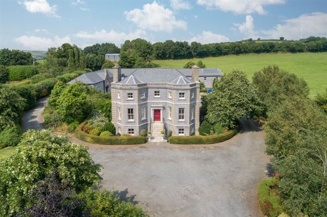 Main image for Charlesfort House on c. 5.5 Acres, Charlesfort, Ferns, Wexford