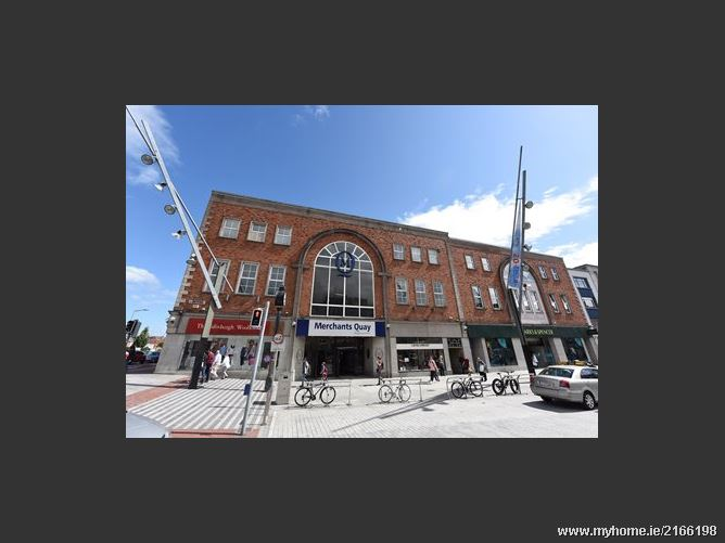 Retail Units, Merchants Quay Shopping Centre, Cork