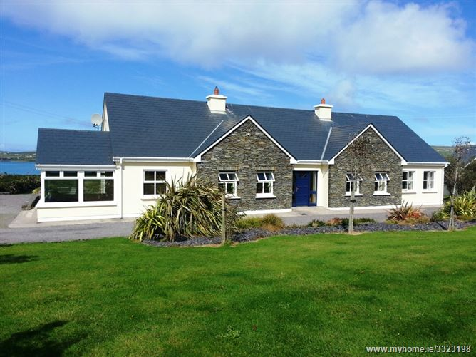 Ref 644 - Detached Luxury Residence, Gortreagh, Portmagee, Portmagee, Kerry