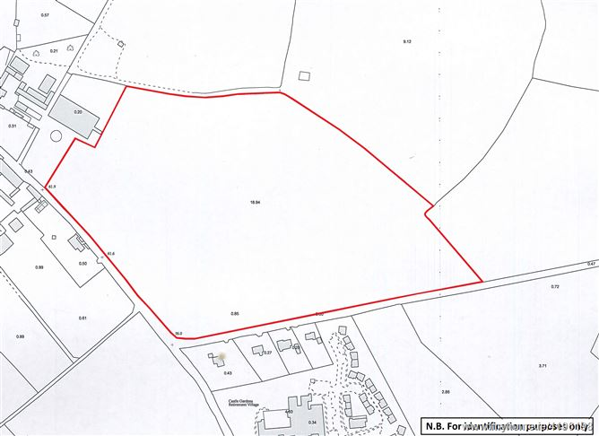Lands at Ballaghkeen, Drumgoold (Folio WX52926F), Ballaghlan, Co. Wexford