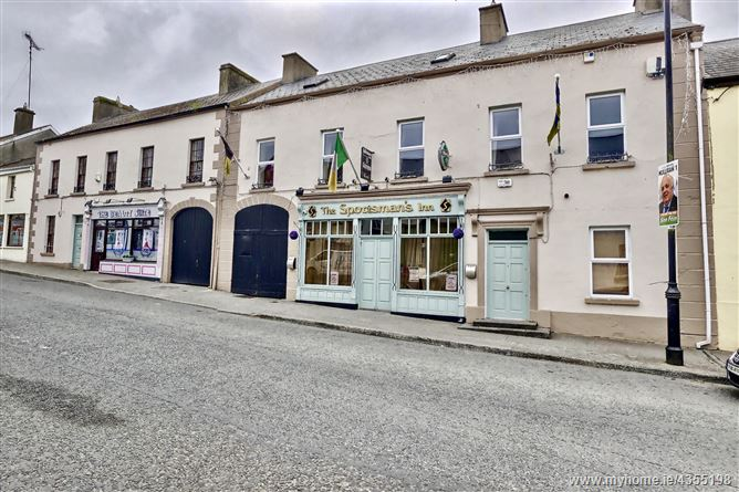 Main image for The Sportsman's Inn, Elphin Street, Strokestown, Roscommon