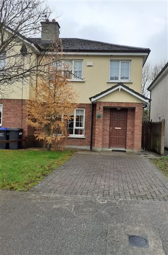 main photo for 21 DEERPARK VIEW, WICKLOW, Baltinglass, Co. Wicklow