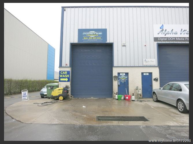 Unit 33 Block 503 Greenogue Business Park, Rathcoole, South County Dublin