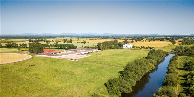 Main image for Bert House Stud on c. 58 Acres, Athy, Kildare