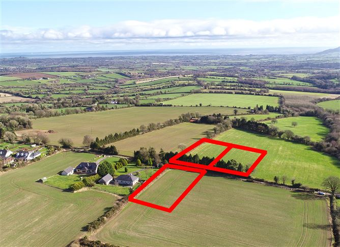 Main image for Site 2 and 3 at Tomathone, Ballyfad, Gorey, Wexford