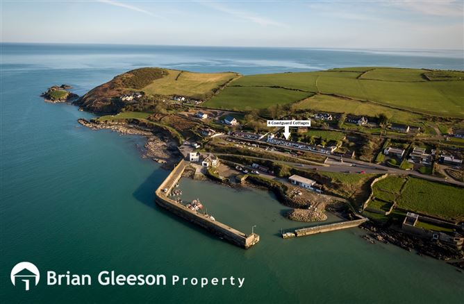 Main image for 4 Coastguard Cottages, Helvic, Ring, Dungarvan, Waterford
