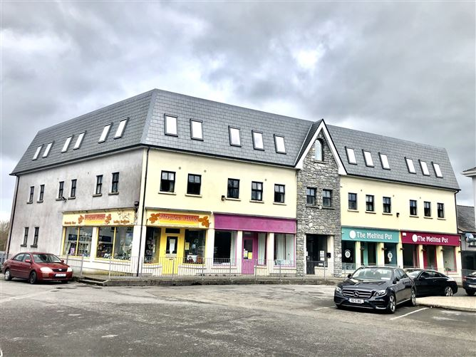 Floor 2, Castlecourt House, Off Castle St, Roscommon, Roscommon