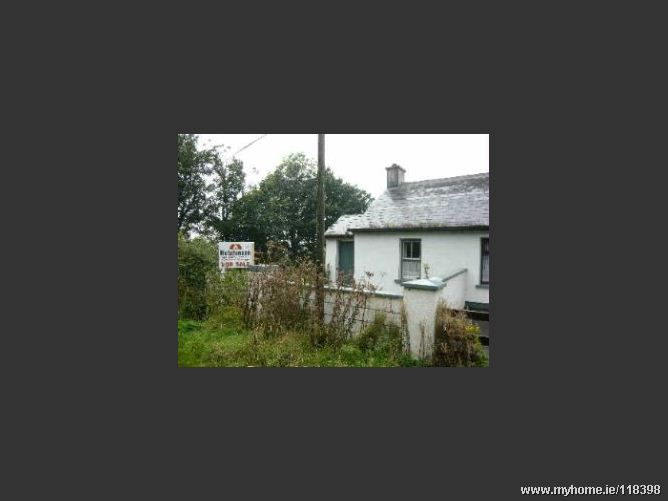 Derelict Cottage, Fews, Kilmacthomas, Co. Waterford