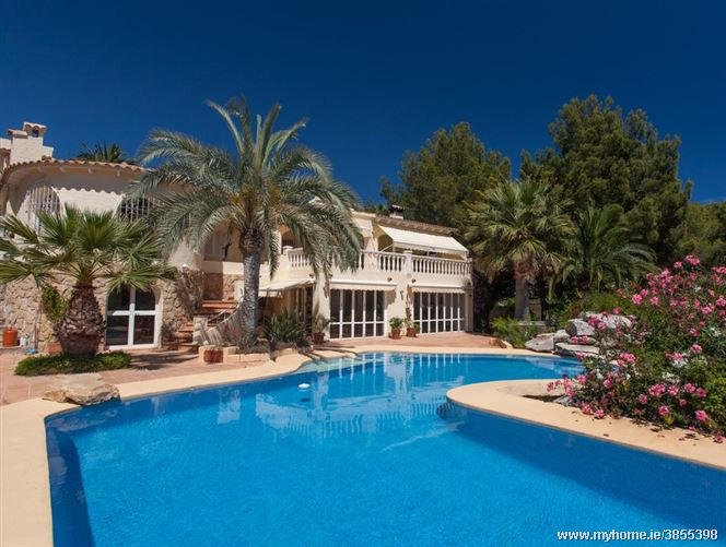 Main image for Moraira, Costa Blanca North, Spain